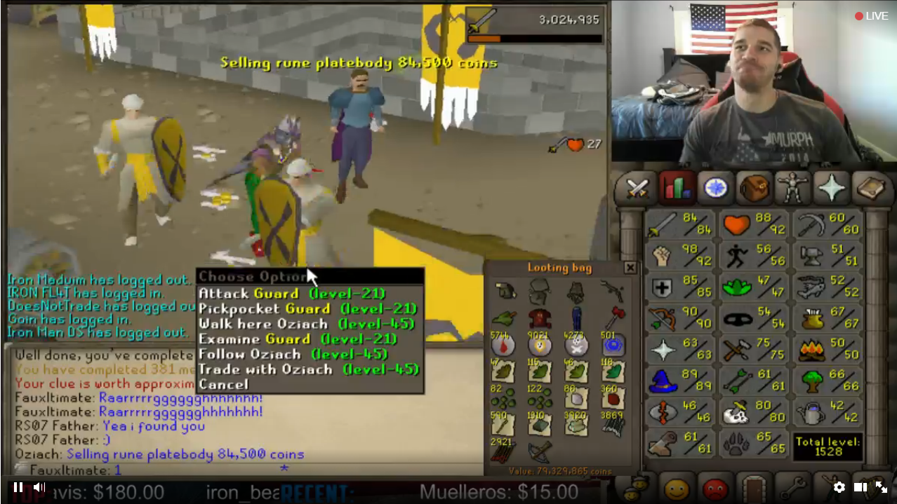 osrs how to get to kourend
