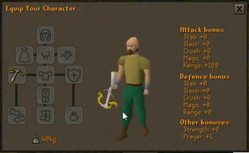 Armadyl Crossbow Staff Of The Dead New Content Lunagang Forum